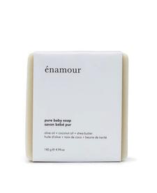 Savon Bébé Pur énamour olive/coco/karité / Pure Baby Soap 140g