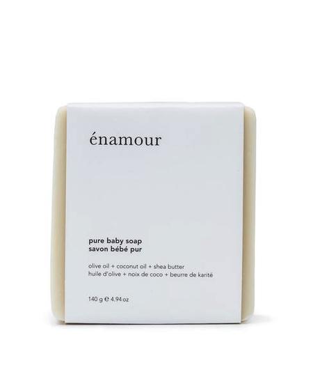 Savon Bébé Pur énamour/ Pure Baby Soap 90g