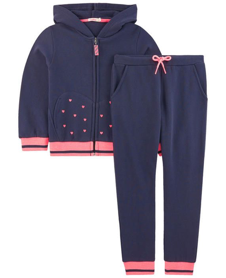 FW19 Ensemble Jogging BillieBlush - Winter Jogging Set