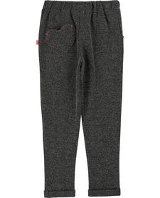 FW19 Pantalon Confort Poche Coeur BillieBlush - Winter Casual Heart Pocket Pant