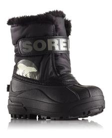 FW19 Bottes Snow Commander Noire Sorel - Winter Boots Black