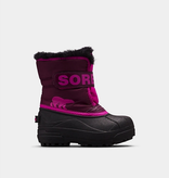 Sorel FW19 Bottes Snow Commander Rose/Violet Sorel - Winter Boots Groovy Pink