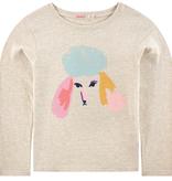 Billieblush FW19 Chandail Imprimé Brillant de BIllieblush - Sparkling Printed Shirt