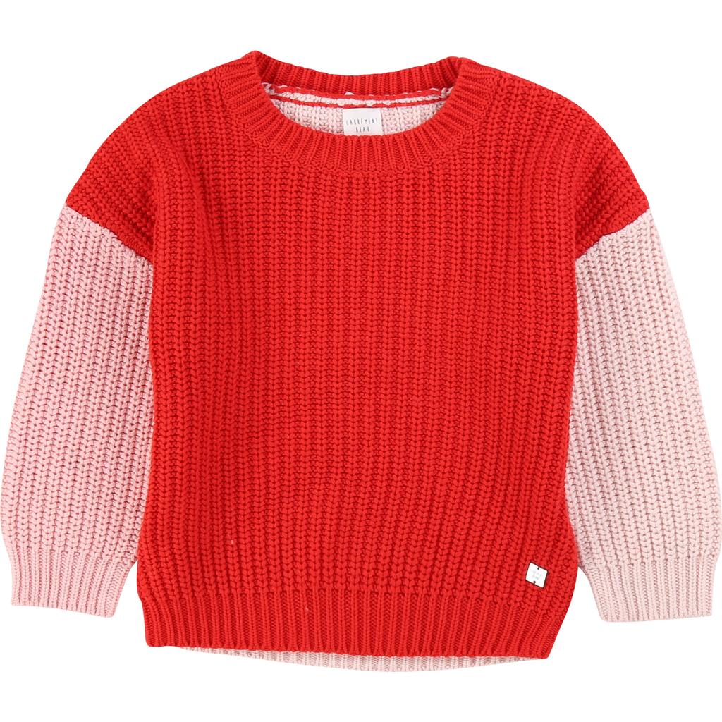 Carrément Beau FW19 Pull En Tricot 3 Couleurs de Carrément Beau - Winter Sweater