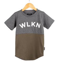 FW19 Junior Arch Split T-Shirt de WLKN