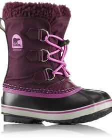 FW19 Bottes d'HIver Sorel Purple Dahila