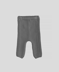 FW19 Pantalon en Maille Tricotée de Laranjinha - Winter Knitted Babygrow Pants