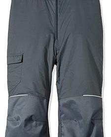 FW19 Pantalon de Neige, Hiver Enfant, Charcoal - Columbia