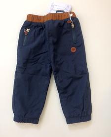 FW19 Pantalons doublés D'extérieur Bleu - L&P