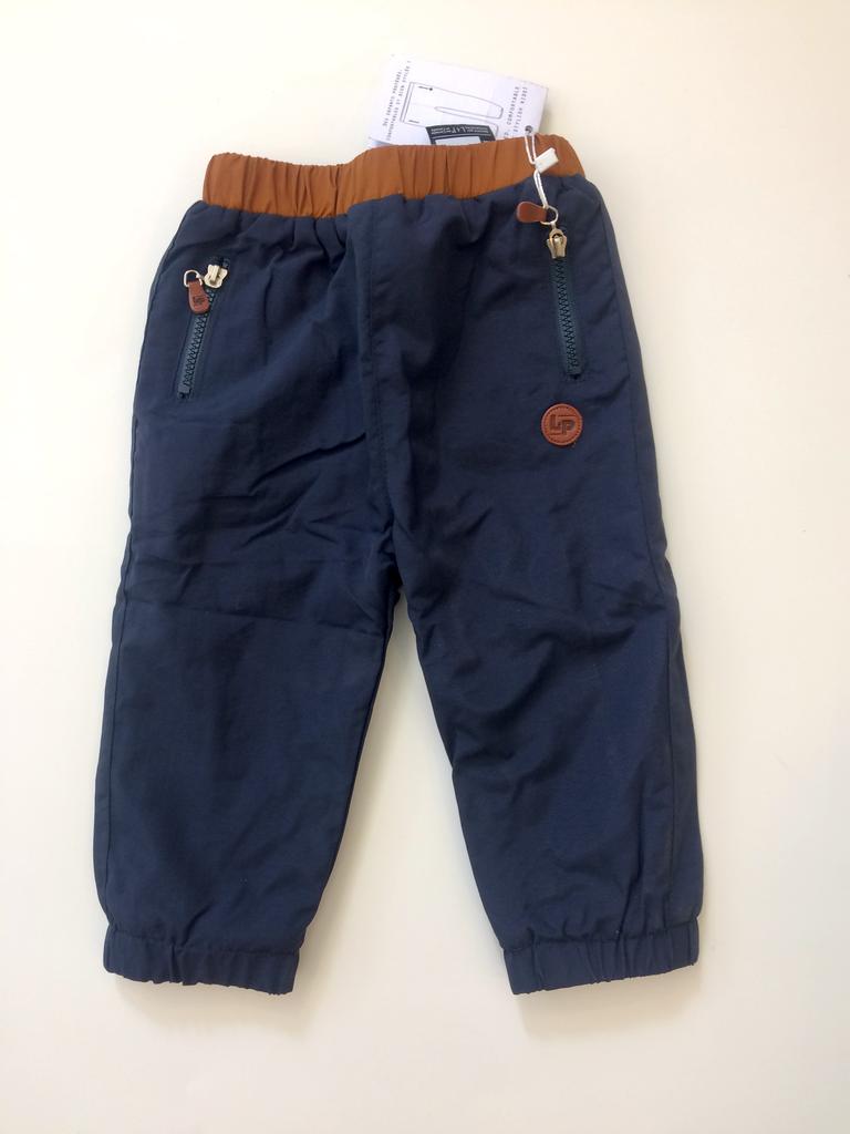L&P FW19 Pantalons doublés D'extérieur Bleu - L&P
