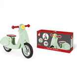 Janod Scooter Trois Roues Menthe Janod