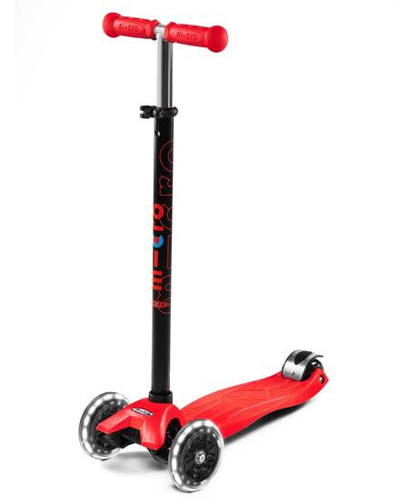 Maxi MICRO LED Rouge de Kickboard