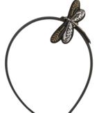 Carrément Beau FW20 Serre tête Libellule /  Dragonfly headband
