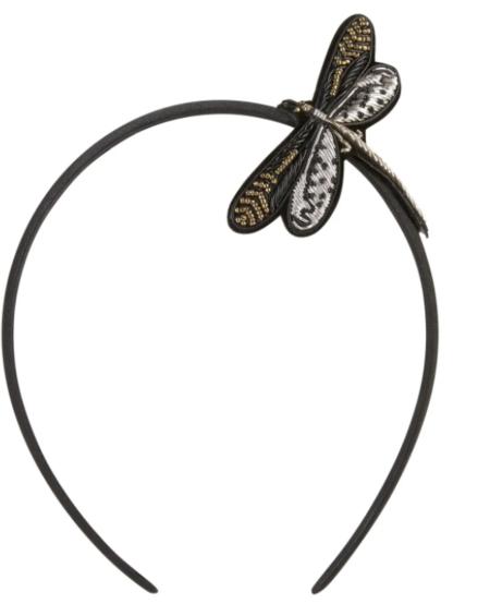 FW20 Serre tête Libellule /  Dragonfly headband