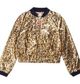 Billieblush FW20 Cardigan léopard doré/Gold cardigan