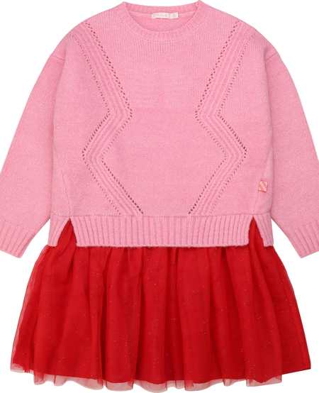 FW20 Robe rose/rouge