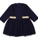 Billieblush FW20 Robe indigo bleu/Blue indigo dress