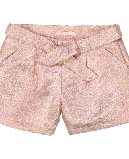 FW20 Short cérémonie rose brillant / Flash pink short