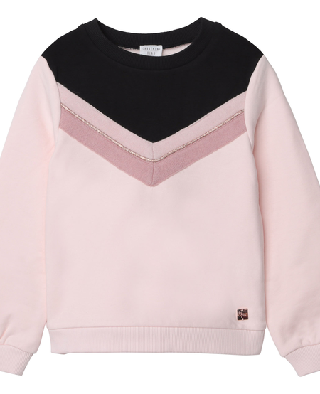 FW20 Sweat litchi et brillant manches longues /Litchi Long Sleeves Sweat