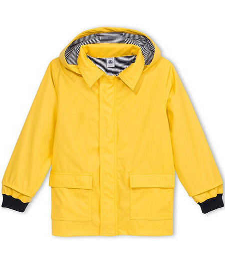 FW20 Imperméable jaune/Yellow raincoat