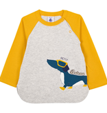 Petit Bateau FW20 Chandail manche longue Teckel/Long sleeves t-shirt teckel dog
