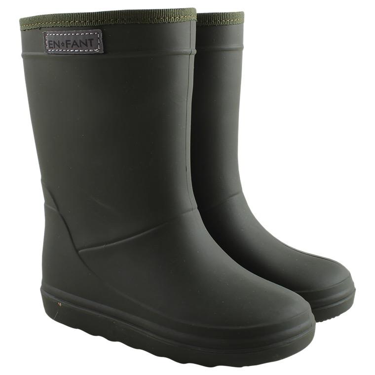 Enfant FW20 Bottes de pluie de ENFANT - ENFANT Rain Boots