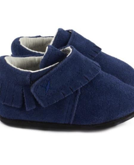 FW20 Soulier en Suède de Jack & Lily - Suede Shoes