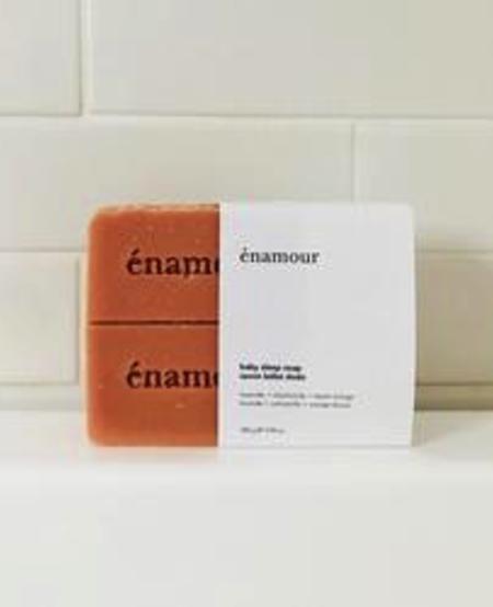 Savon Bébé Pur énamour lavande/camomille/orange douce / Pure Baby Soap 140g