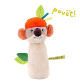 Moulin Roty Hochet Pouet Dans la jungle Moulin Roty/ Koco Squeaky Toy