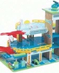 Le Grand Garage de Toy Van