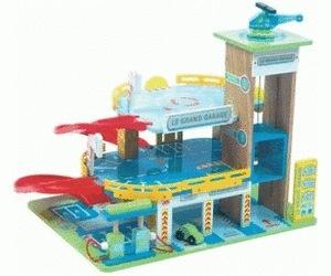 Le Toy Van Le Grand Garage de Le Toy Van