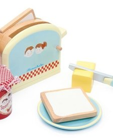Ensemble Grille-Pain Honeybake-Toaster Set de  Toy Van