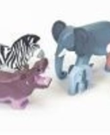 Ensemble d'Animaux Sauvages -Wild Animals de Van Toy