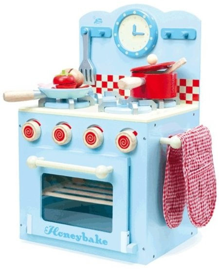 Four à Cuisson Honeybake- Oven and Hob Set de Toy Van