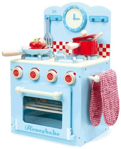 Le Toy Van Four à Cuisson Honeybake- Oven and Hob Set de Toy Van