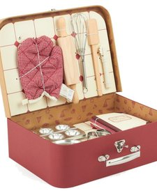 Valise Patisserie Baking Set Moulin Roty