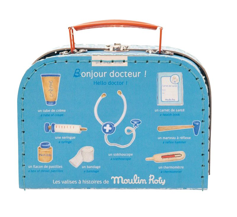 Moulin Roty Valise Docteur<br />
