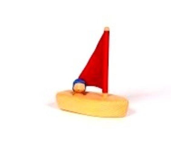 L'Atelier Cheval de Bois Petit Dériveur Cheval de Bois Small boat