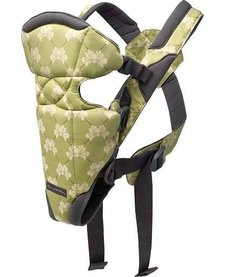 "Porte-bébé ""Sightseer"" Petunia Pickle Bottom Baby Carrier - Trot through Bavaria"