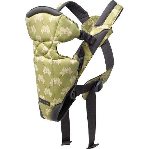 "Petunia pickle Bottom Porte-bébé ""Sightseer"" Petunia Pickle Bottom Baby Carrier - Trot through Bavaria"