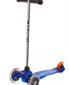 Mini Macro Trottinette Bleu/ Mini Macro Scooter Blue