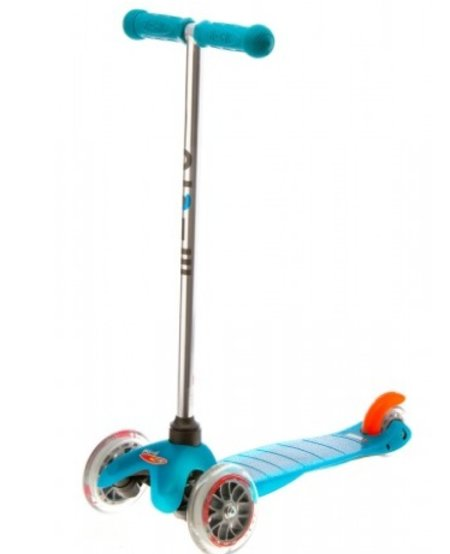 Mini Micro Trottinette/ Mini Macro Scooter Aqua
