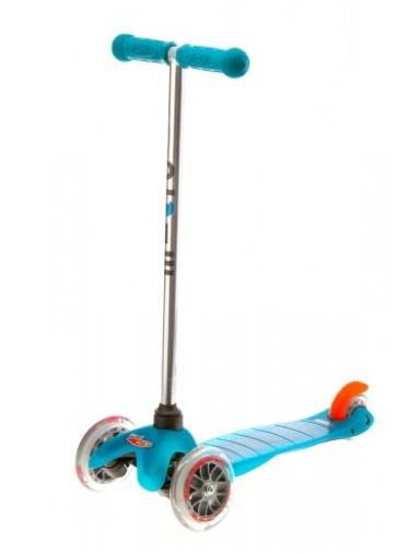 Micro Mini Micro Trottinette/ Mini Macro Scooter Aqua