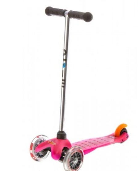 Mini Micro Trottinette Rose/ Mini Macro Scooter Pink