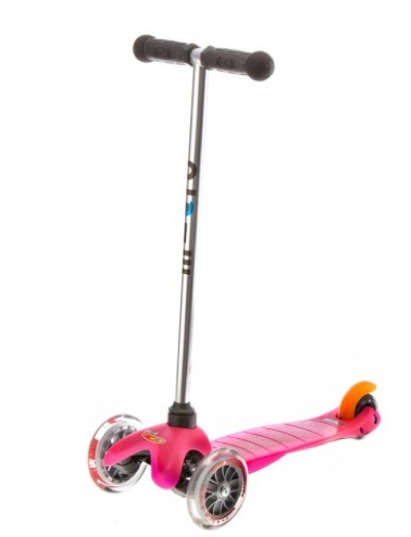 Micro Mini Micro Trottinette Rose/ Mini Macro Scooter Pink