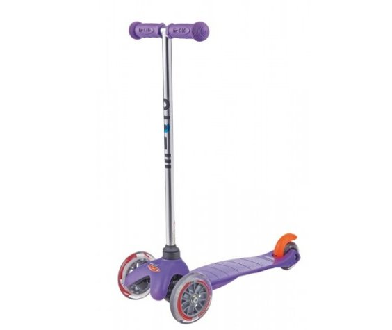 Micro Mini Micro Trottinette Mauve/ Mini Macro Scooter Purple