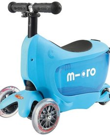 Mini2Go de Micro Bleu/ Mini2Go Blue