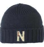 Noppies Tuque Tricot Noppies/Hat Knit Fin Badge