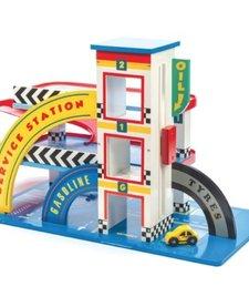 Garage Vintage de Toy Van