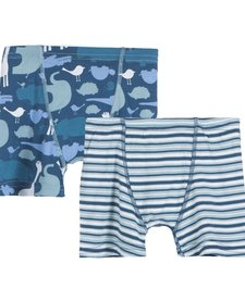 Ensemble de 2 Boxers de Kickee Pants/Kickee Pants Boxer Briefs Set of 2